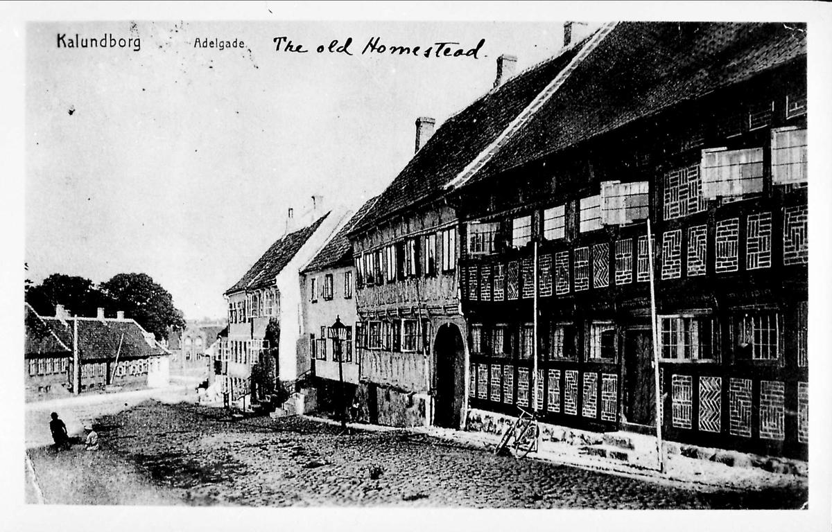 Kalundborg, Adelgade,