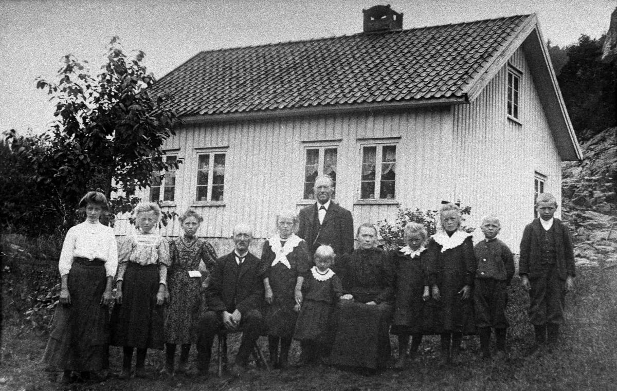 Bilder fra Birkenes kommune Tjærestrtøm eiendom