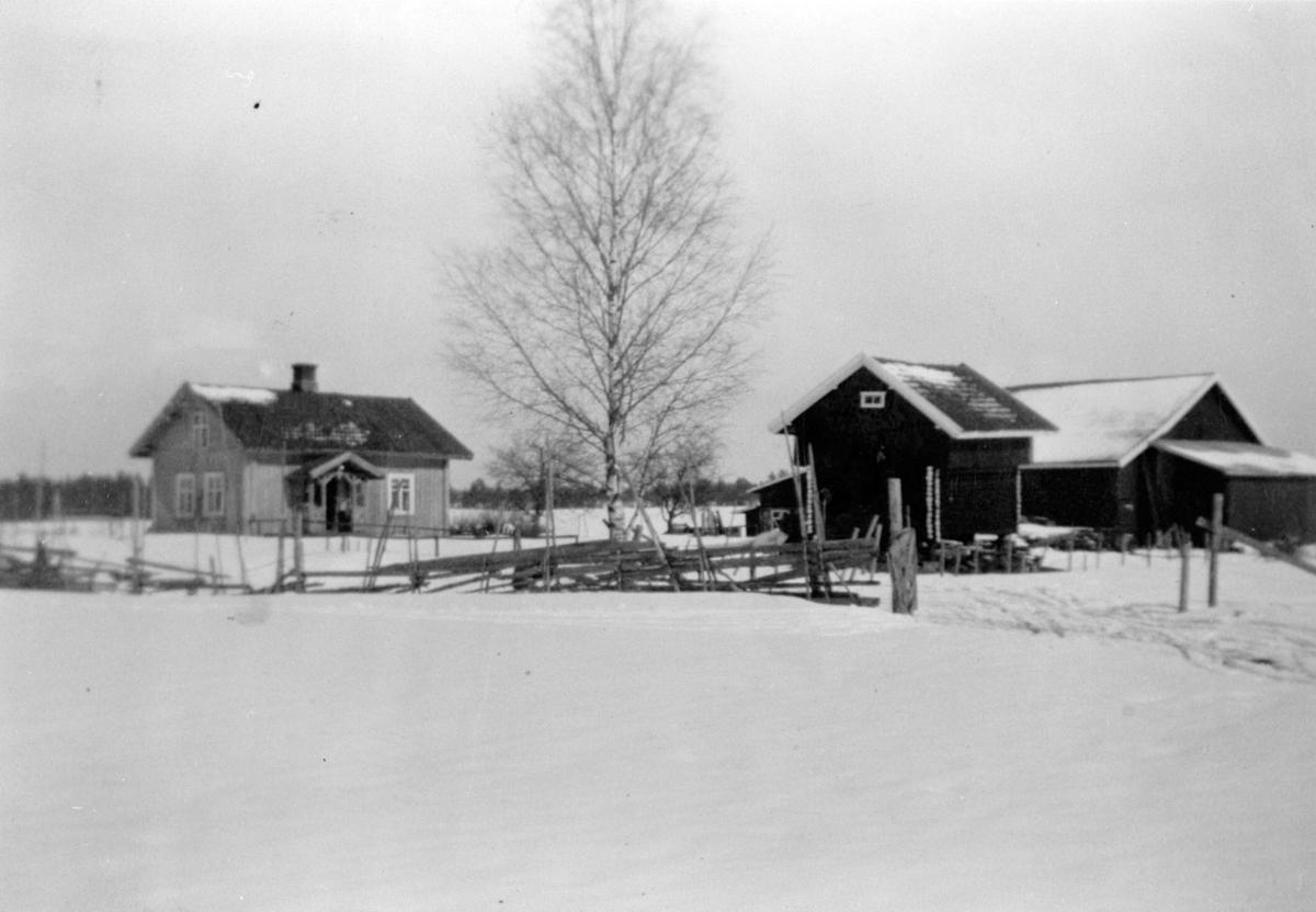 Søndre Syltenga, husmannsplass under Berg.