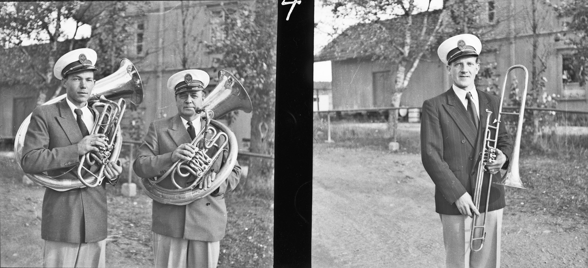 Borgen Musikkforening. Musikere.