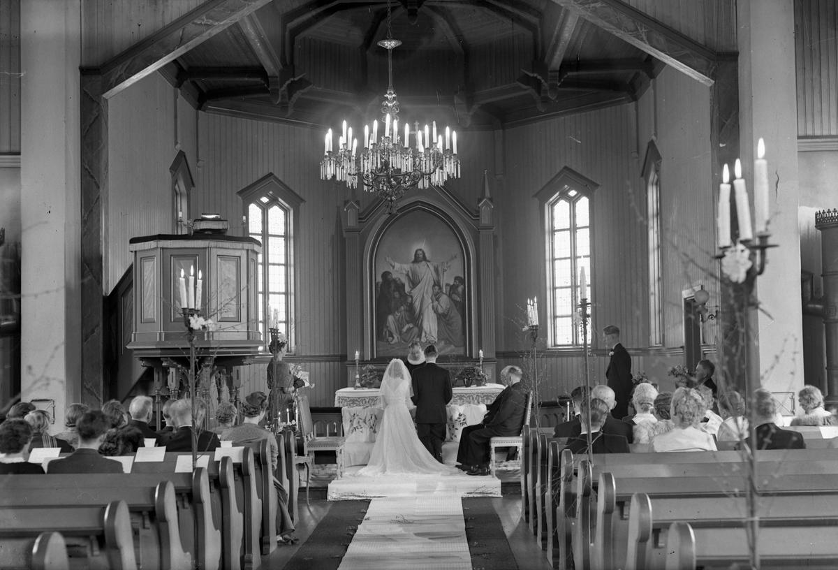 Vielse i Sand kirke, Nord-Odalen.