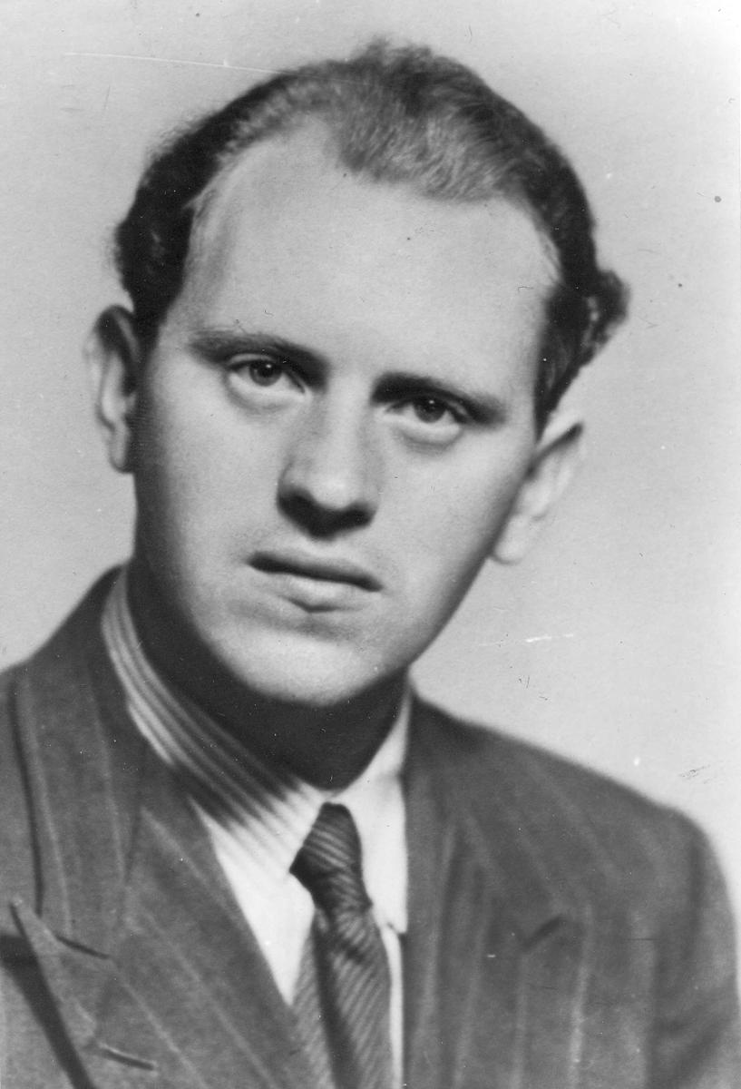 Normann Hjelle, varaordfører 1968-71.