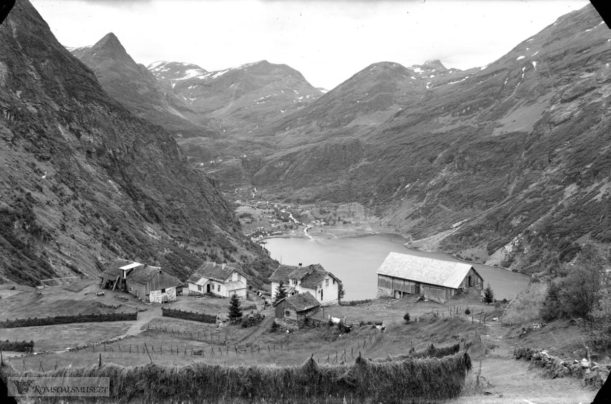 Geiranger, Møll gårdene (se 926)