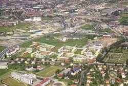 Solvang sykehjem og Kriminalomsorgens utdanningsenter i fron