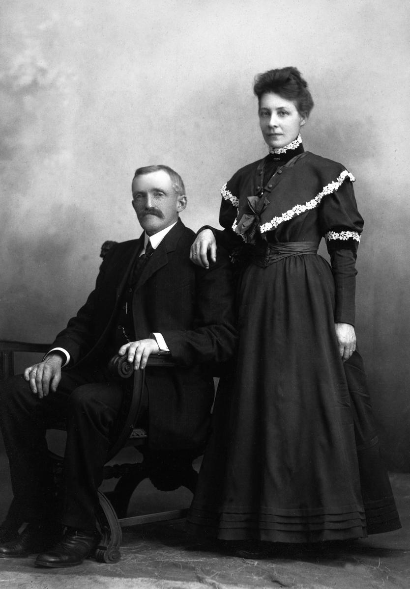 IDA BRATBERG F. 1868 UTVANDRET TIL USA