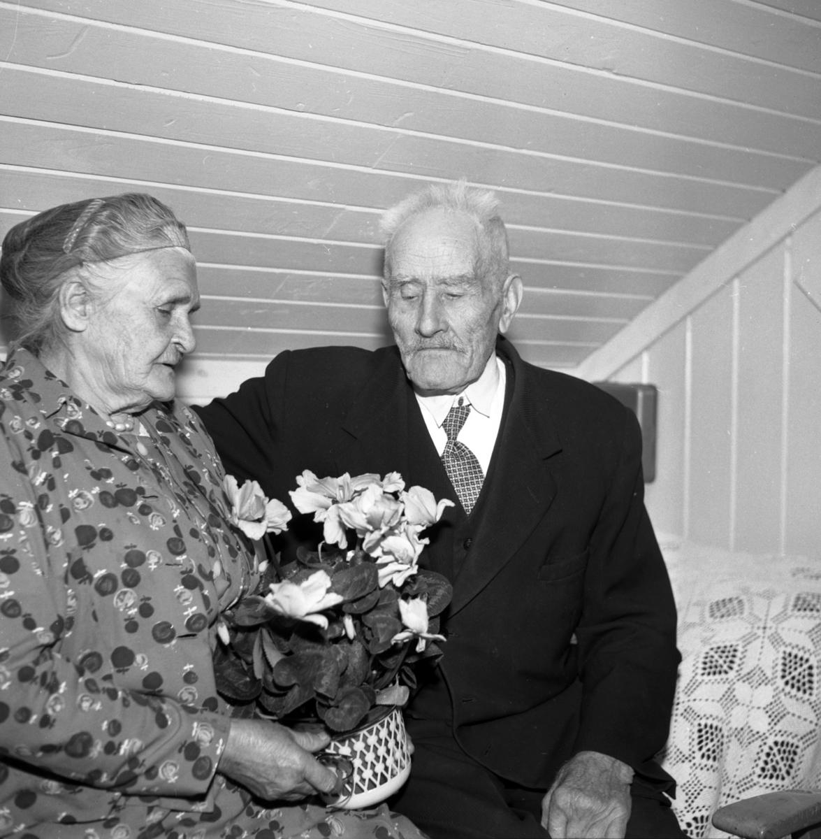 Marthe og Albert Berg