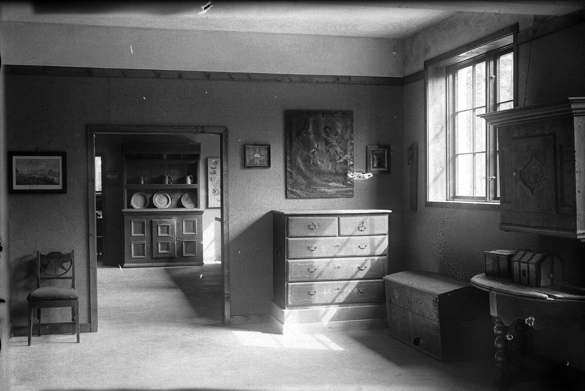 Utstillingsrom, Steinbygning