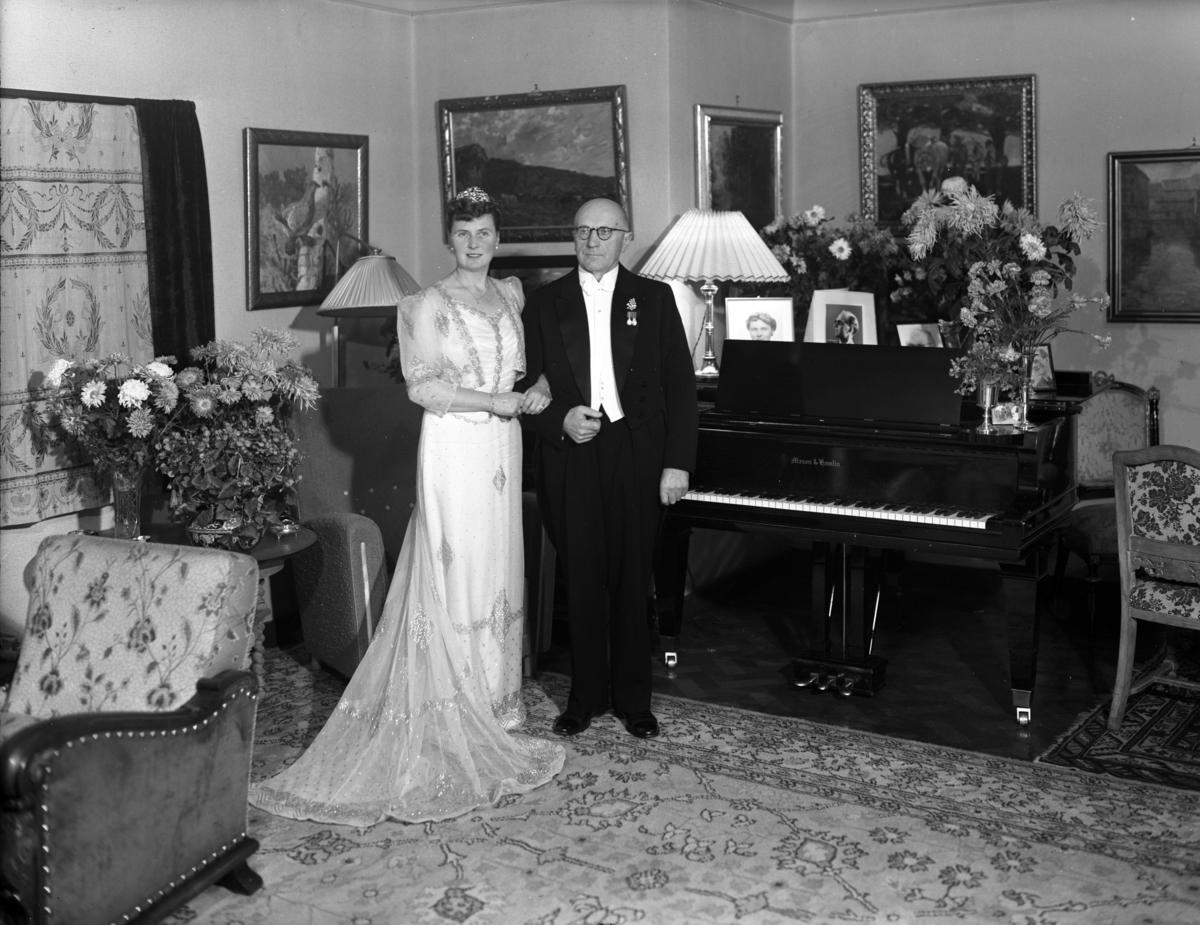 Viggo Lunke og frue