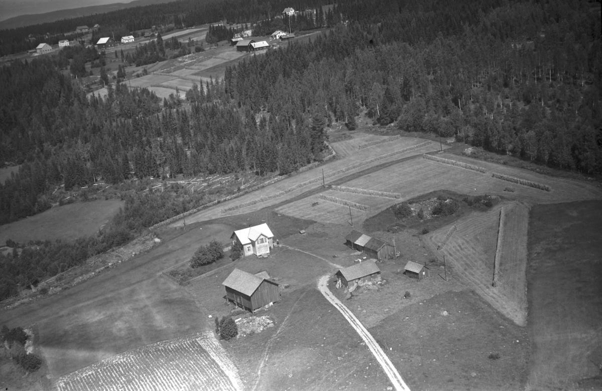 Torebakken (Gnr 153/18) i Sørskogbygda. Uthuslivegen 59