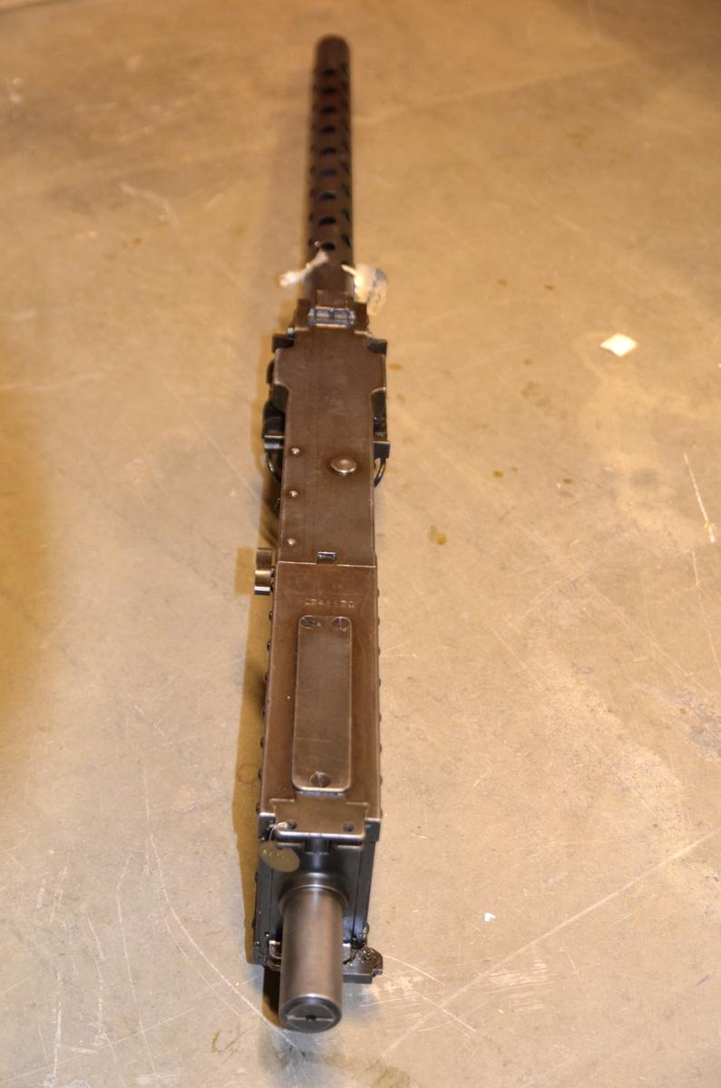 Automatkanon (Akan) m/45 12.7mm Colt. För Fpl J 26.
