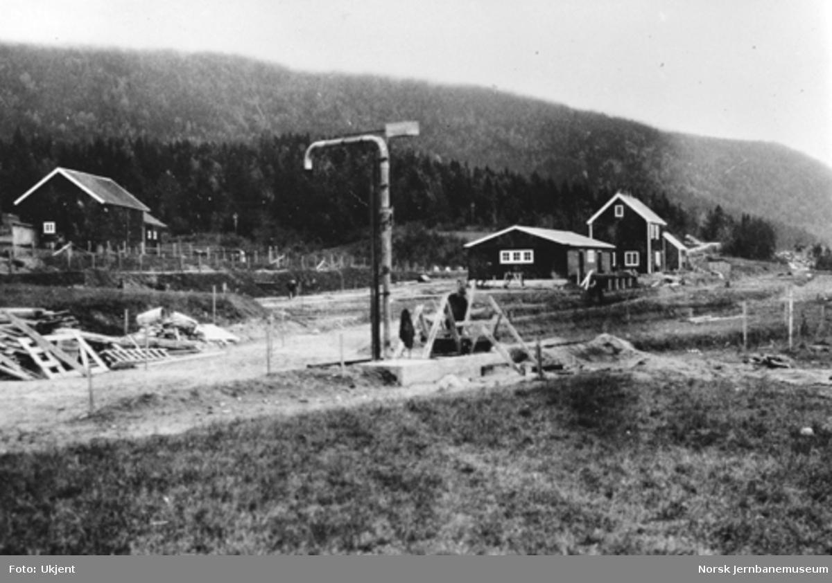 Sperillen stasjon sett sørover