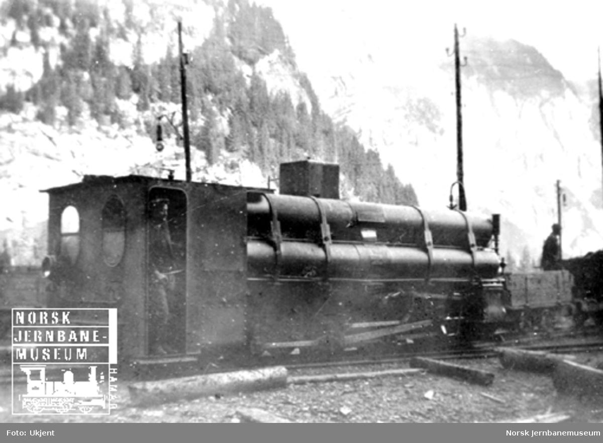 Sveitsisk luftlokomotiv