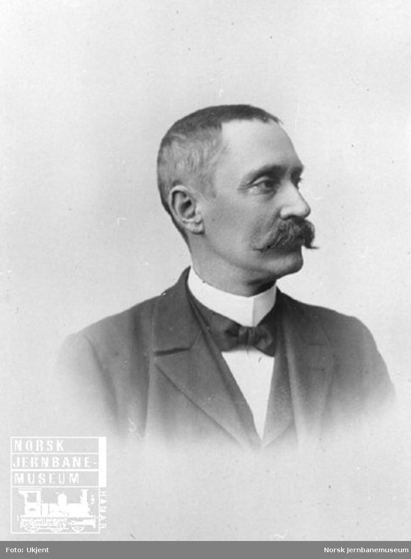 Portrett av Karl Tandberg