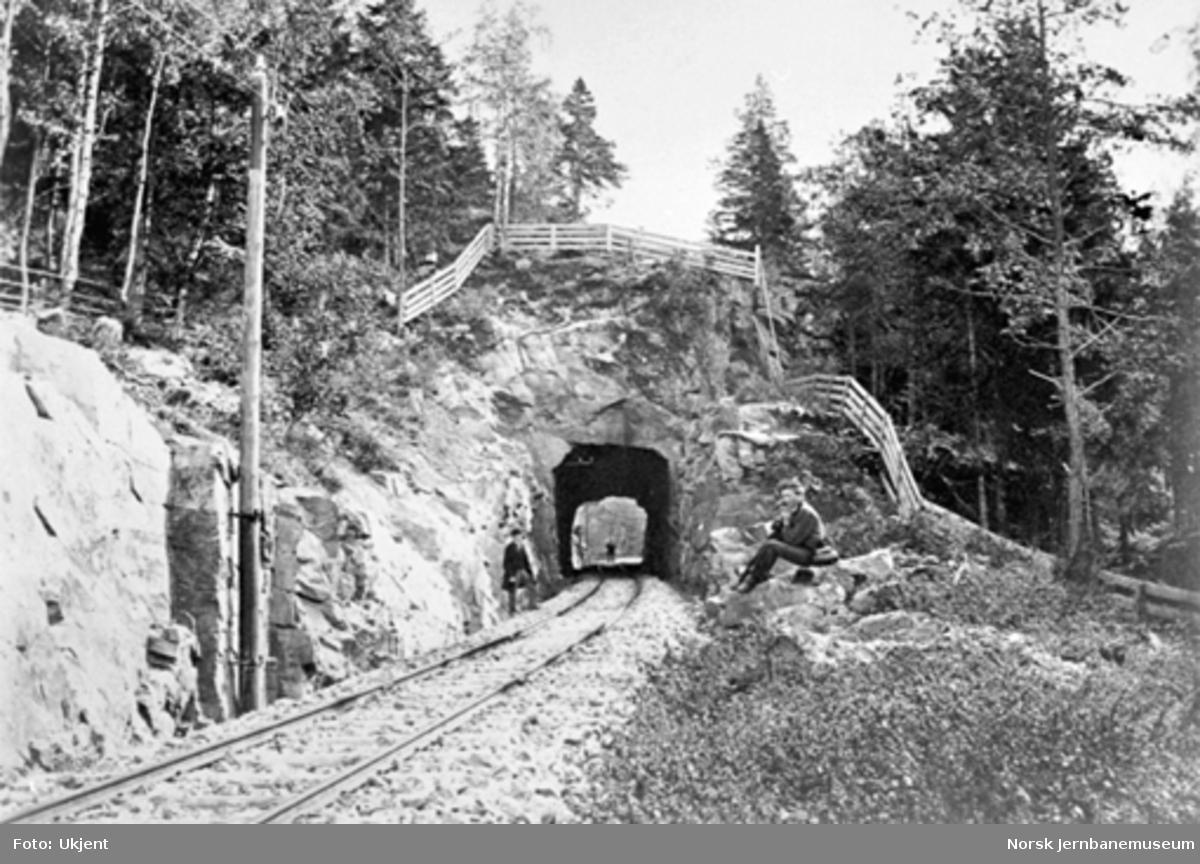 Spikkestad tunnel II (Røken lille tunnel)