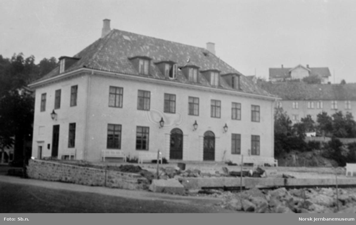 Kragerø stasjonsbygning