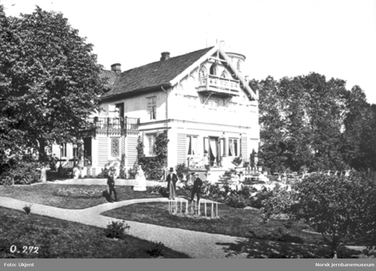 Carl Abraham Pihls hjem