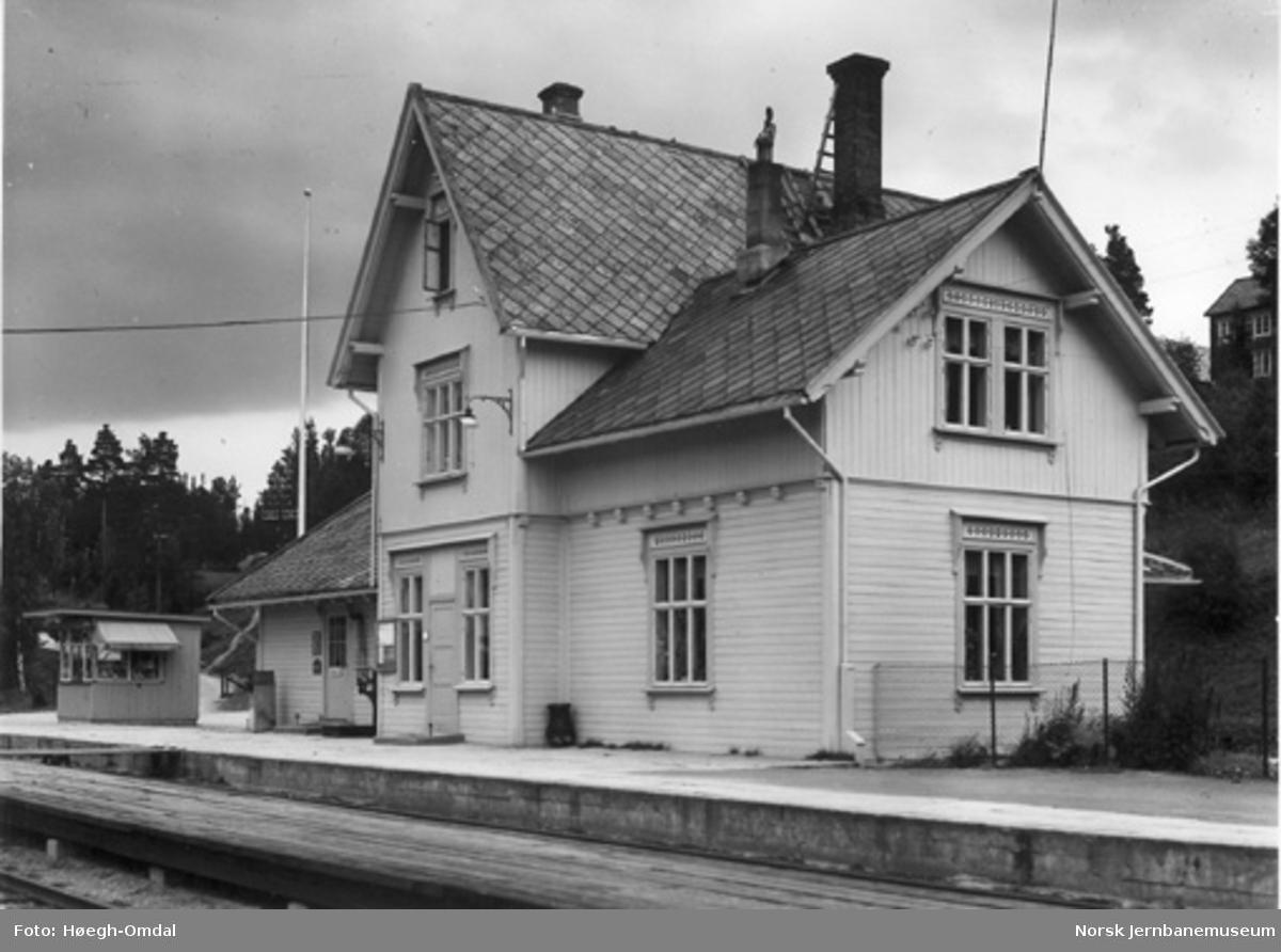 Tolga stasjonsbygning