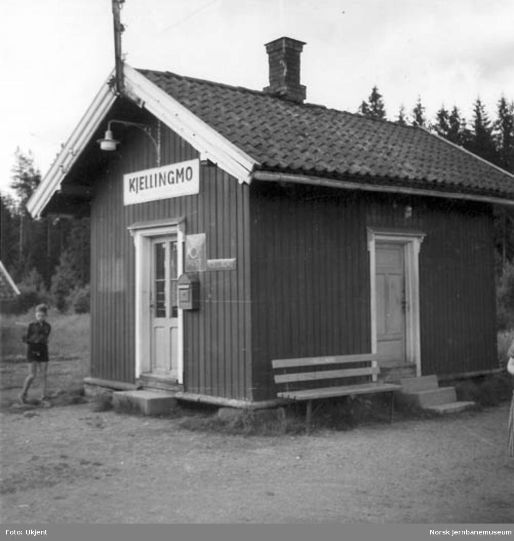 Kjellingmo stasjonsbygning