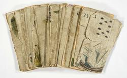 Kortspill, spåkort