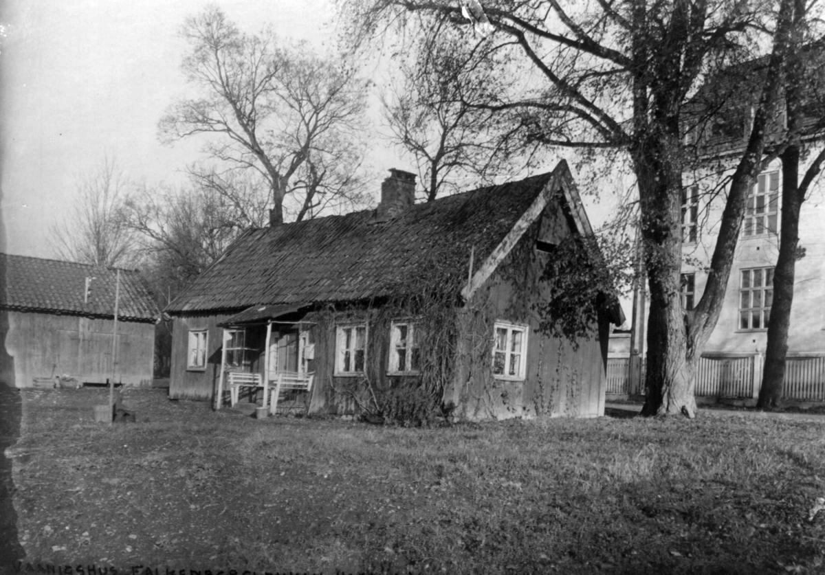 Våningshus Falchenbergløkken, Hoff, Vestre Aker.
