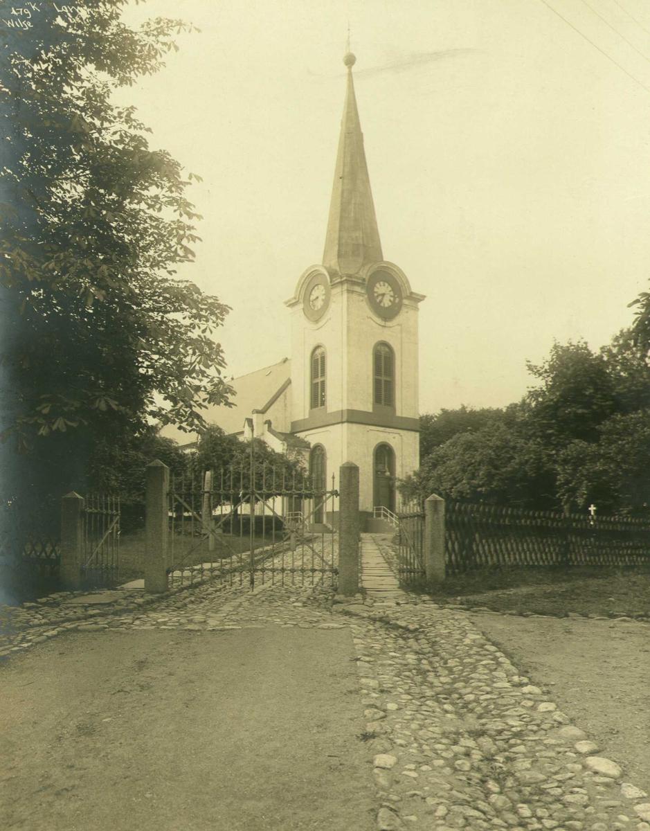 Larvik kirke, Larvik, Vestfold.