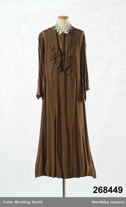 Mode 1930-tal - DigitaltMuseum c6e9797834043