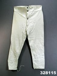 Kalsonger. Kalsonger. av vit kraftig bomullskypert ... 73a01f63cad7f