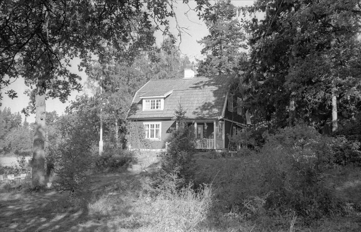 Bostadshus, Fjällbo 1:21, Marielund, Funbo socken, Uppland 1982