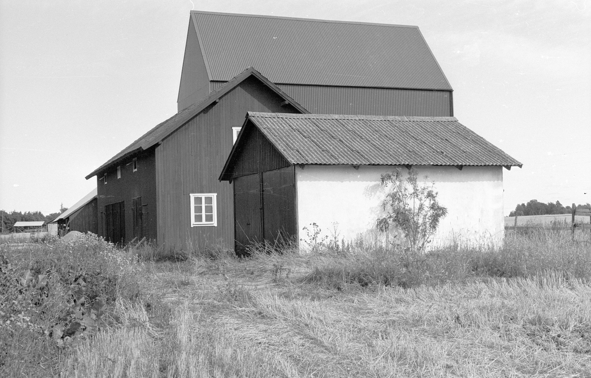 Magasin, Bälinge-Tuna 5:1, Tuna, Bälinge socken, Uppland 1983