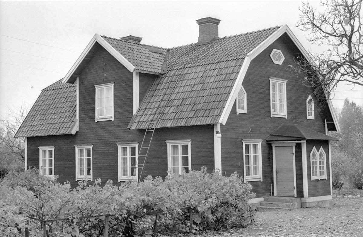 Mangårdsbyggnad, Stengärde, Fullerö, Gamla Uppsala socken, Uppland 1978