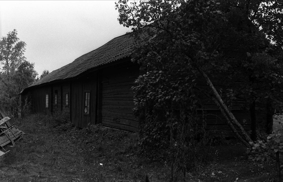 Lada, lider, fähus och matbod, Hammarby, Björklinge socken, Uppland