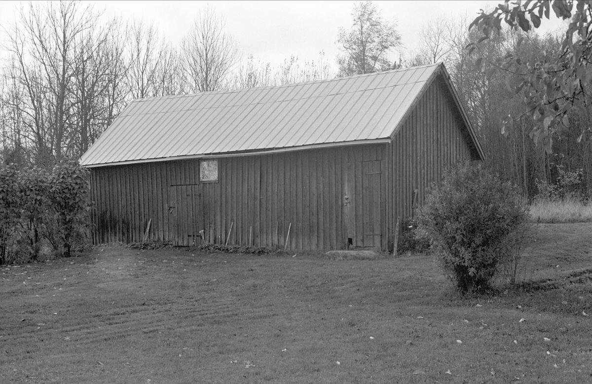 Uthus, Hagalund, Kibrunna, Ramsta socken, Uppland 1984