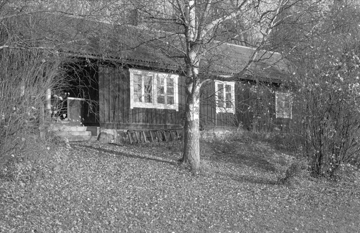 Bostadshus, Ännesta 2:1, Dalby socken, Uppland 1984