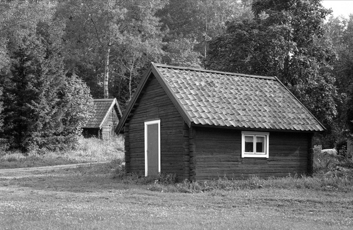 Brygghus, Bladåker 6:26, Bladåkers socken, Uppland 1987