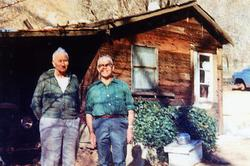Torkel Dalan sin bolig i USA. Med røtter til Grindheim Audnedal.