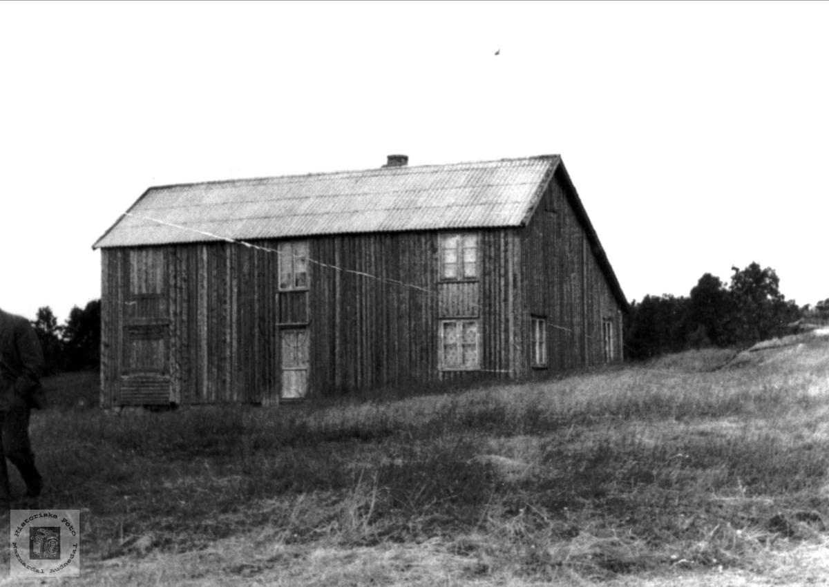 Solberg, Bjelland senere Audnedal.