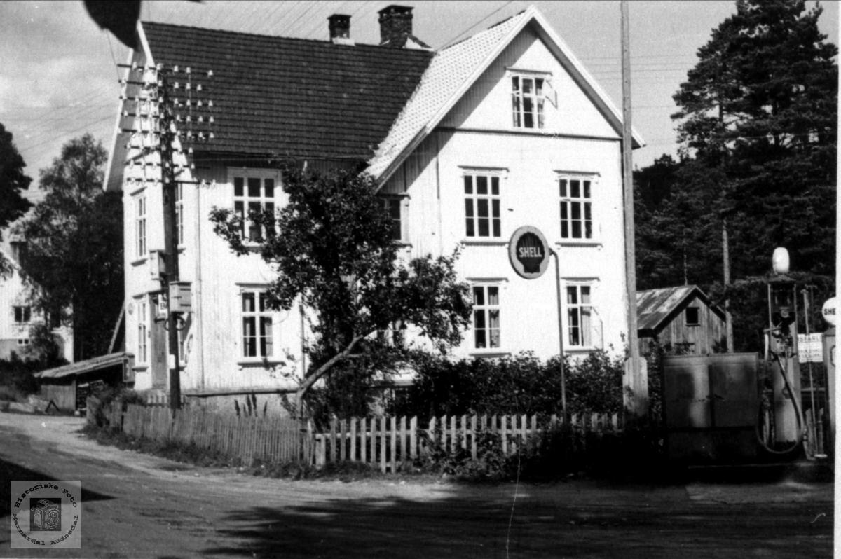 Heradshuset Nordmo i Bjelland.