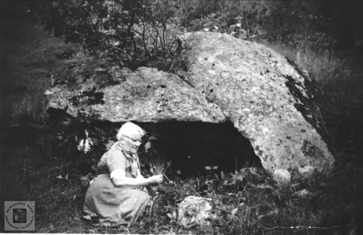 Bjørnehi, Øyslebø.