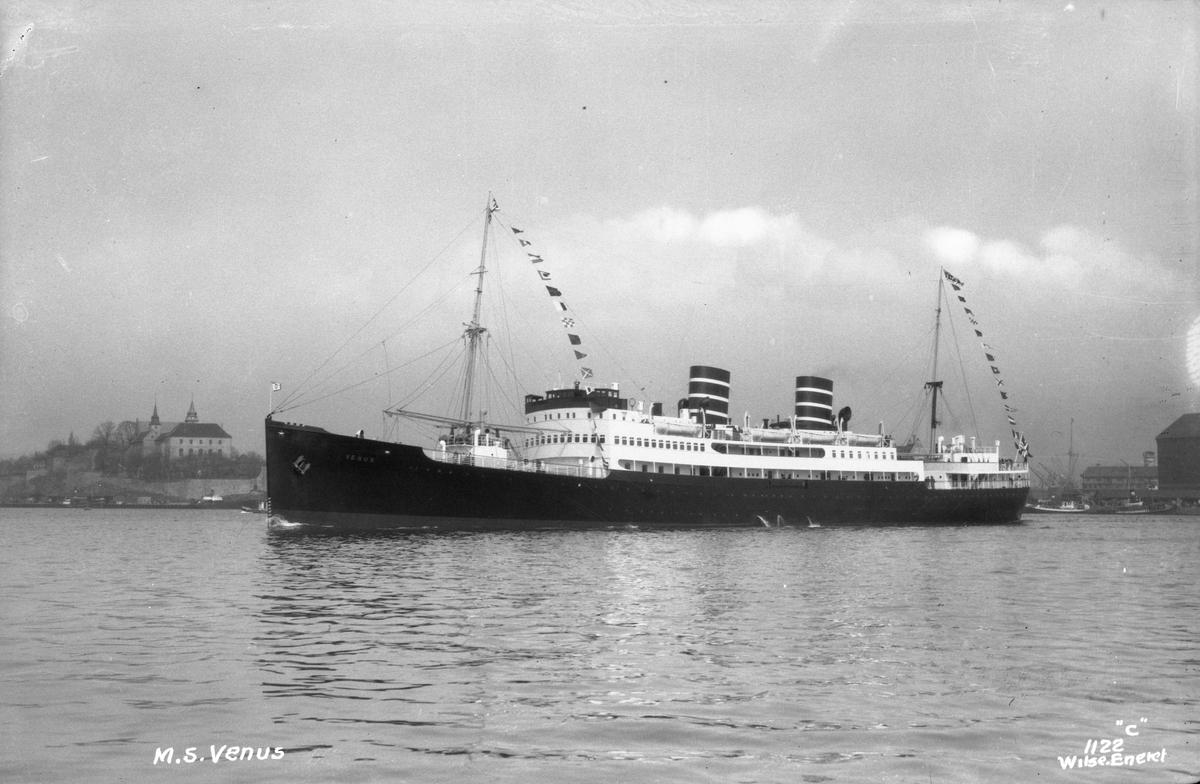 M/S Venus (b. 1931, Helsingørs Jernskibs- og Maskinbyggeri, Helsingør)