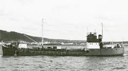 M/T  B.P. 20 (Ex. Mil 20, Belt)(b.1936, Werft Nobiskrug, Ren