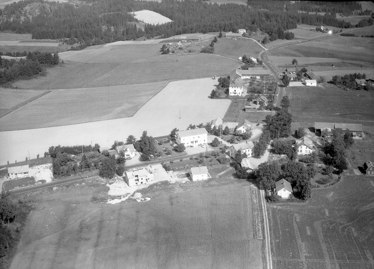 """Enligt AB Flygtrafik Bengtsfors: """"Östad Bohuslän"""".            ::"""