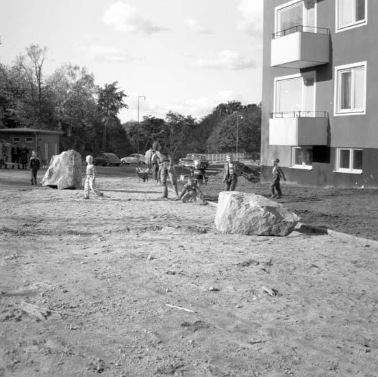 """Enligt notering: """"Sprängning Tureborg 25/9 -59""""."""