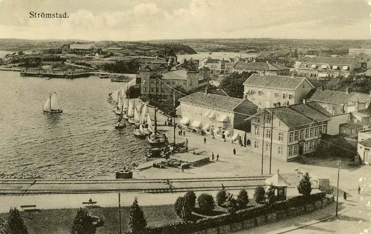 Strömstad.