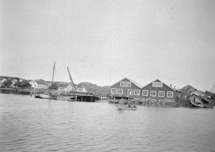 """Enligt text som medföljde bilden: """"Marstrand, Kvarnholmen""""."""