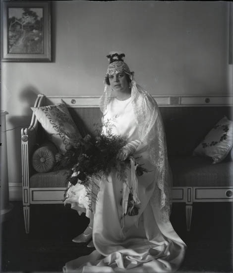 """""""Bröllop 5 aug 1933 på Saltkällan."""""""