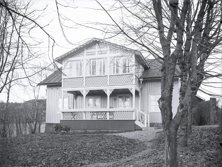 """""""1928. No. 3. Österberg. Tjänstemansbostad ."""""""