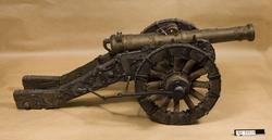 Modell av kanon