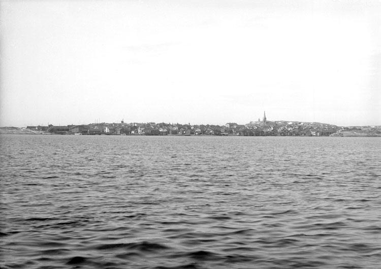 April 1924. Ort: Smögen, Bohuslän Objektiv: Meijer 1:4.8 Väder: Sol.