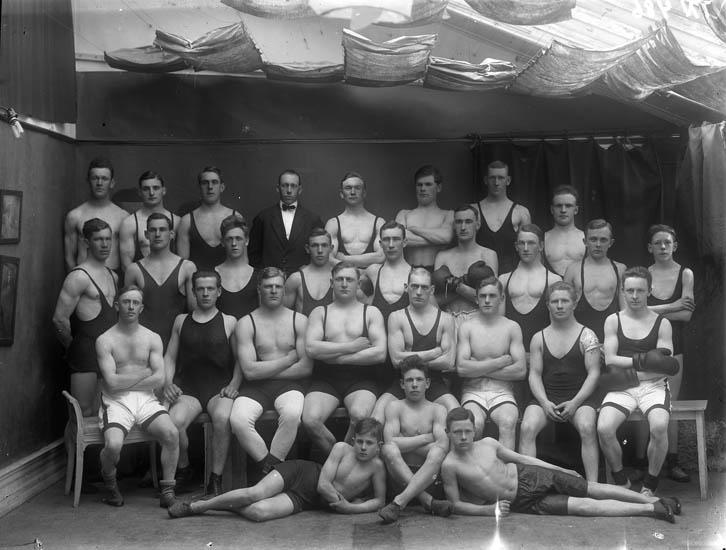 Uddevalla Atletklubb omkring 1922