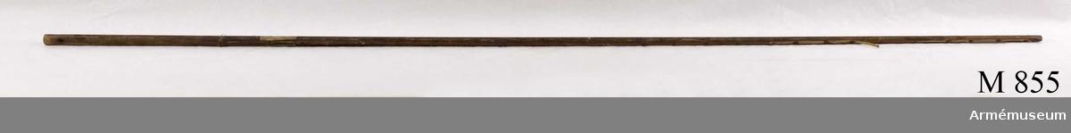 Etikett: Riddarholmskyrkan No 855 M.